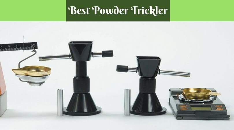 Best powder trickler