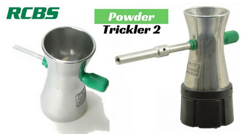 rcbs powder trickler 2