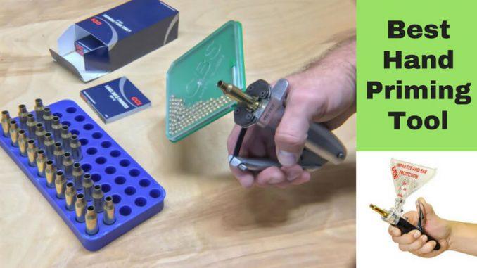 best hand priming tool