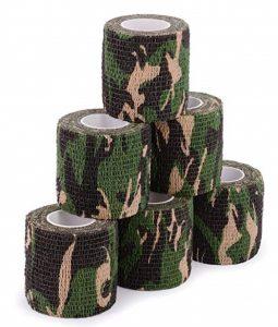AIRSOFTPEAK Camouflage Rifle Wrap Tape