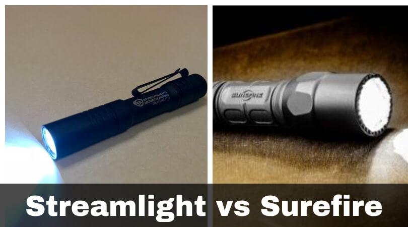 Streamlight vs Surefire