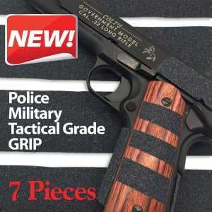 Red Cat Pistol & Gun Military Grade Grip Tape