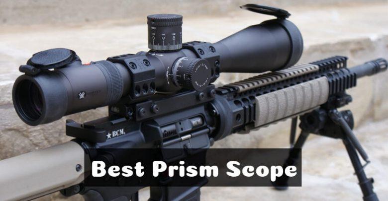 Best Prism scope
