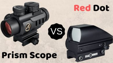 Prism Scope vs Red Dot
