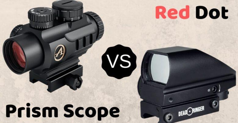 Prism Scope vs Red Dot