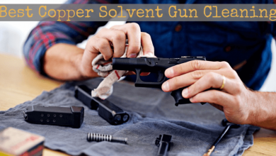Best Copper Solvent Gun Cleaning
