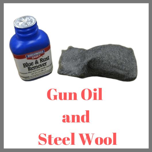 Gun Oil and Steel Wool