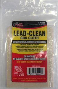 Pro-Shot Gun Care Lead Cleaning Cloth
