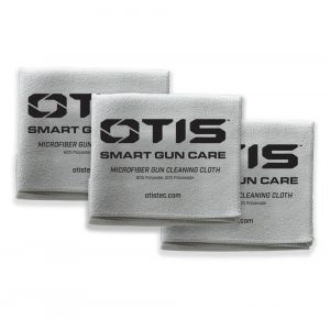 4. OTIS Technology Microfiber Gun Cloth