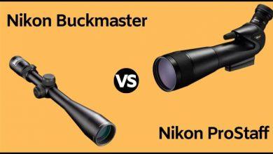Nikon Buckmaster vs ProStaff