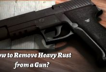 Remove Heavy Rust from a Gun