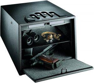 GunVault Multi Vault Deluxe Gun Safe
