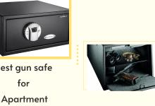 Best gun safe for Apartment