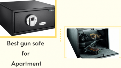 Best gun safe for Apartment
