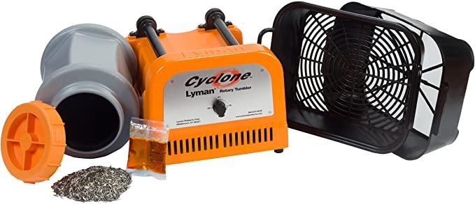 Lyman 7631550 Cyclone Rotary Tumbler