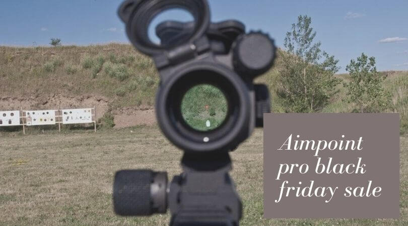 Aimpoint pro black friday sale