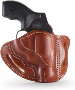 Gunleather's j frame carry holsters