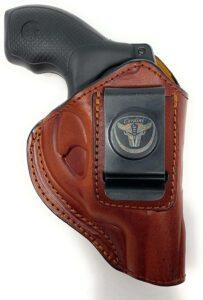 Cardini leather's pocket holster