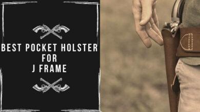 Best Pocket Holster For J Frame