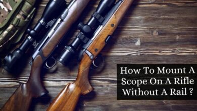 How To Mount A Scope On A Rifle Without A Rail