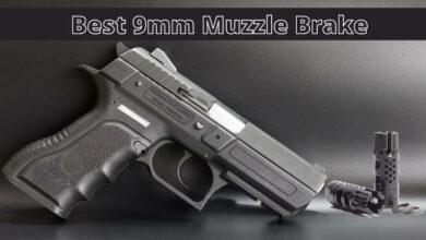 Best 9mm Muzzle Brake