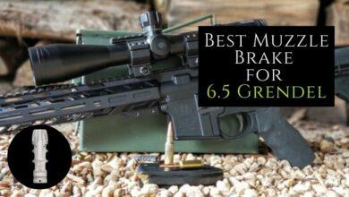 Best Muzzle Brake for 6.5 Grendel