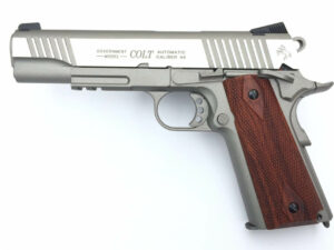 Colt 1911 rail gun review
