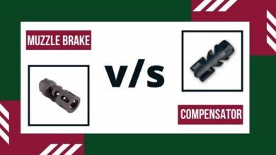 Muzzle Brake vs Compensator MW